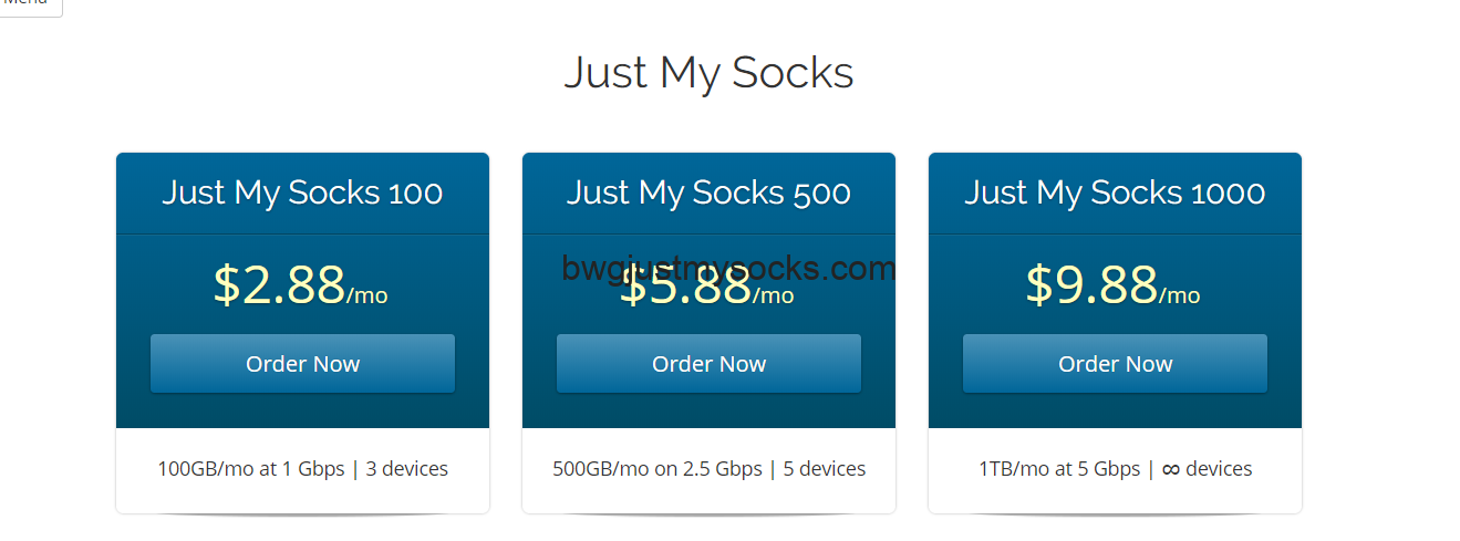 Just My Socks购买教程
